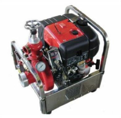 Moto-Bomba Ligeira Diesel S.I. LDA 400