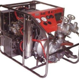 Motobomba S.I. Portátil, Motor Diesel LD 1800