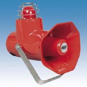 Unidade Combinada Sirene&Strobo Gama CU1