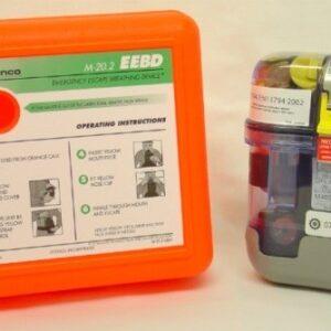 Aparelho Respiratório Emergência Fuga EEBD–M-20