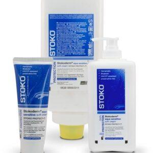 Creme de Protecção Cutânea Stokoderm Aqua Sensitive