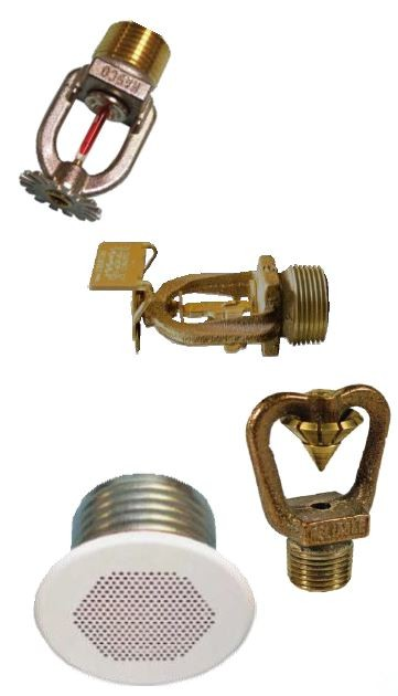 Catálogo Sistemas de Sprinkler's
