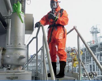 Fato Protecção Química Sycan 4