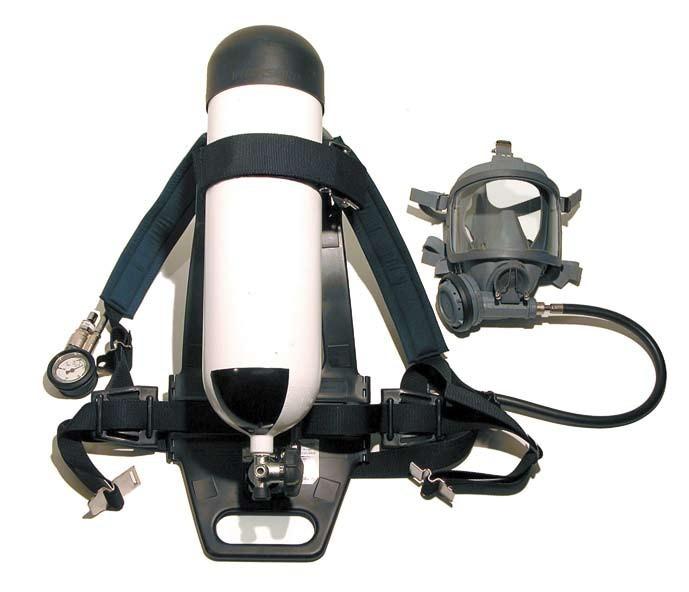 Aparelho Respiratório Autónomo Spiromatic