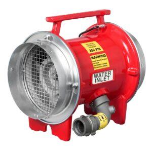 Extrator Fumos WF20  / Ventilador Turbo PPV