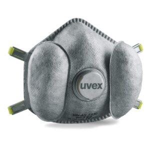 Semi-Máscara Uvex Silv-Air E