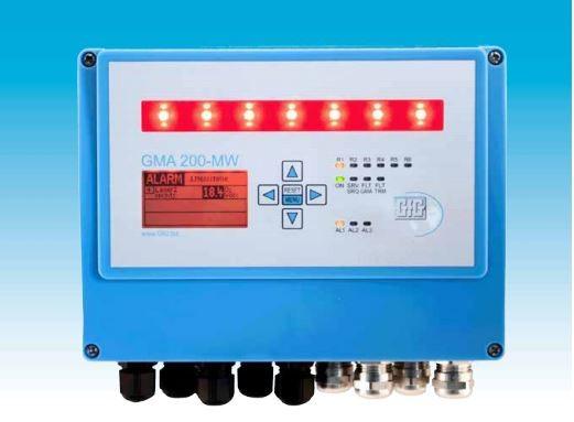Controlador GMA200-MW4