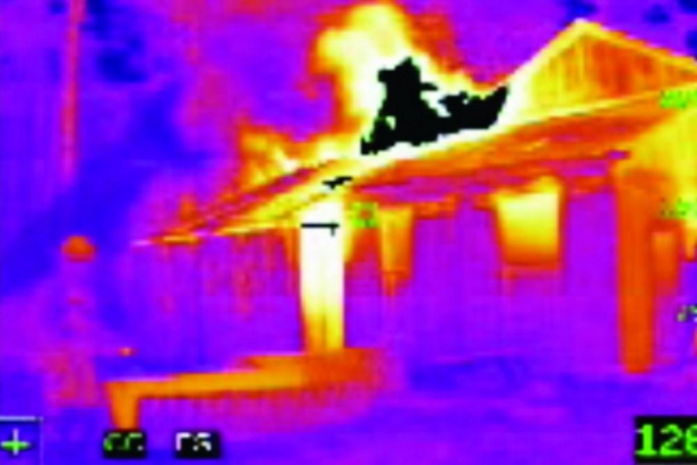 Câmara Imagem Térmica Evolution 6000 Plus