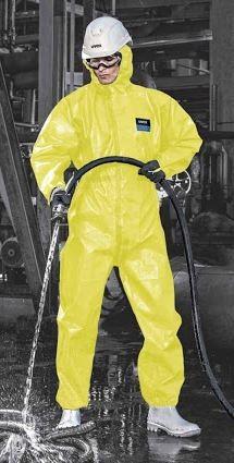 Fato Integral Proteção Química Tipo 3B uvex chem classic