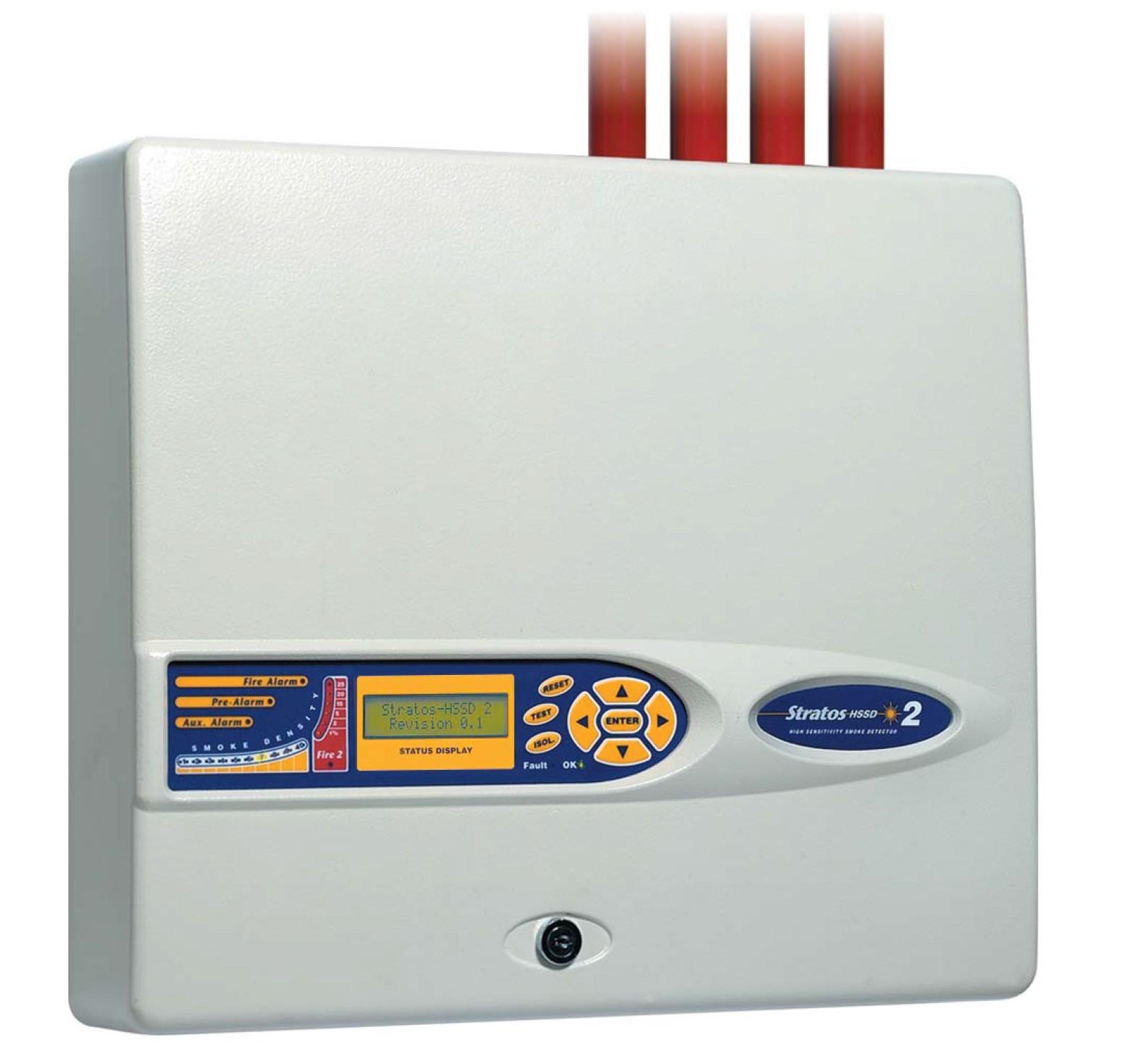 Detector Fumos por Aspiração Stratos HSSD