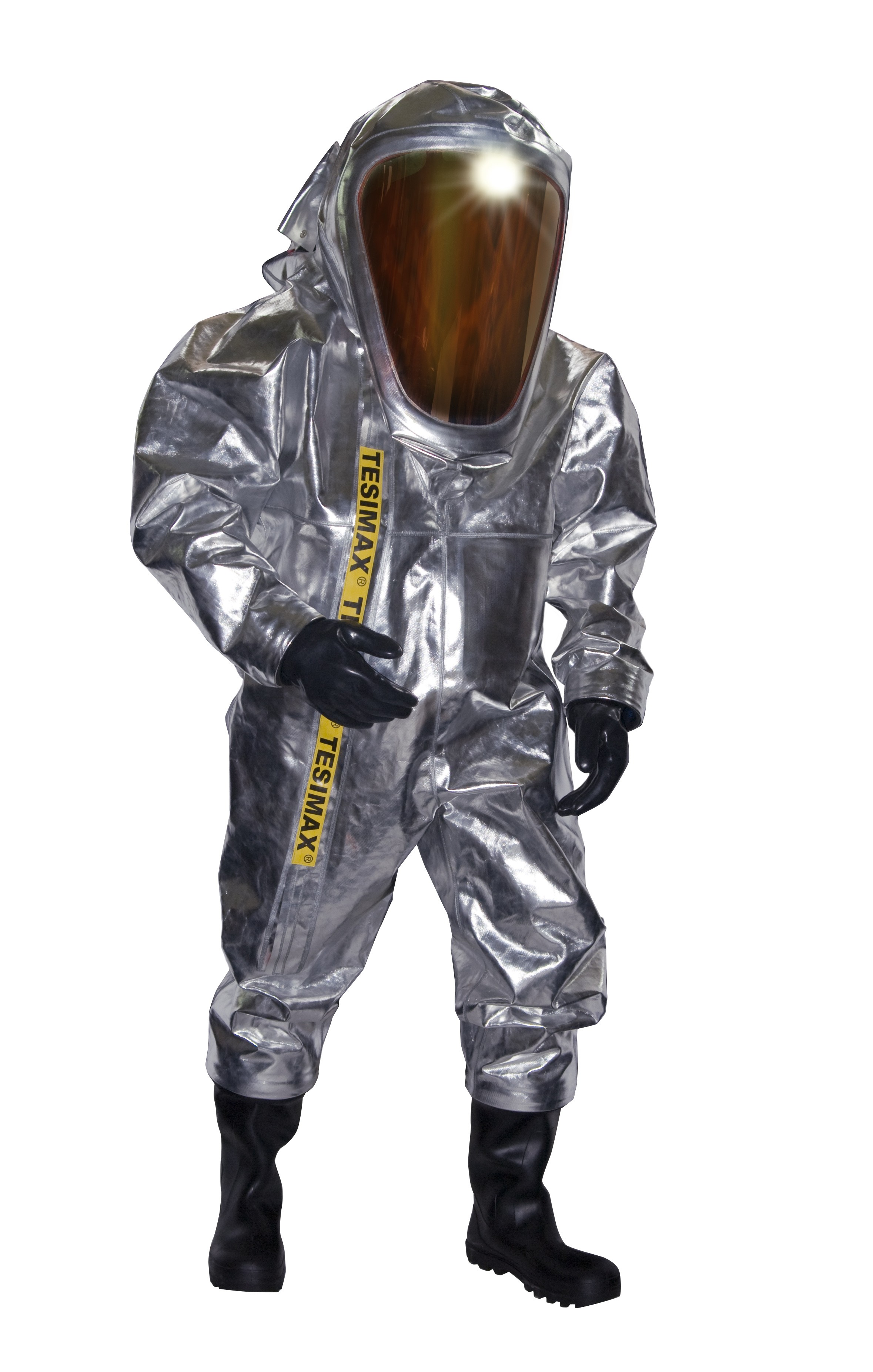 Fato Protecção Química SilverFlash