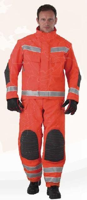 Vestuário Técnico Resgate & Busca Urbana